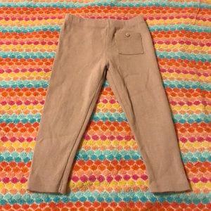Mauve leggings